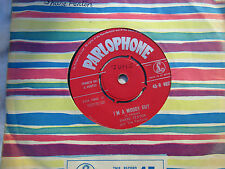 SHANE FENTON I'M A MOODY GUY / FIVE FOOT TWO EYES OF BLUE.....45rpm pop / single