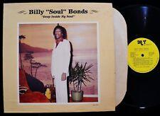 BLACK GOSPEL LP Billy Soul Bonds Deep Inside My Soul M&T Records 0003