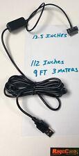 Battery Eliminator 24hr Power 30 Pin for ALL GoPro Hero2-3+Hero4 Black Camera's