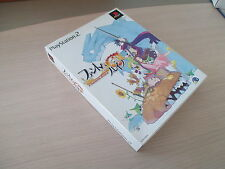 >> PHANTOM BRAVE LIMITED DX PACK PLAYSTATION 2 PS2 JAPAN IMPORT NEW SEALED! <<