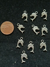 10 DOLPHIN CHARMS