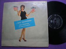 BOB THOMPSON Mmm Nice! SPAIN LP 1960 Sexy Cover