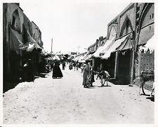 IRAN c. 1950 - Kerman Shopping Center - Ph. Galloway - GF 50