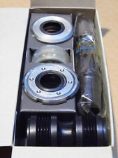 NOS SHIMANO 105 SC INNENLAGER bottom bracket set  ita 36x24 116mm Vierkant NEU