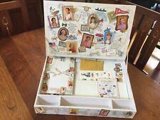 American Girls Collection Writing Set 2002 In Box Hallmark