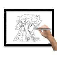 Huion A3 Light Box LED Light Pad Light Tracer for Artcraft Tracing Animation US