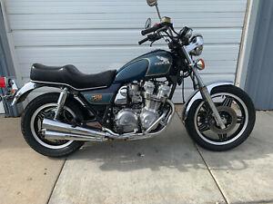 1981 Honda CB750 Custom