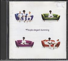 M PEOPLE - ELEGANT SLUMMING cd M PEOPLE