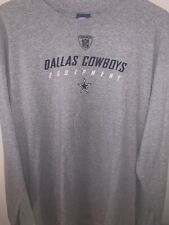 NfL Equipment Reebok Dallas Cowboys Long Sleeve Shirt Mens Medium Elliot Dak