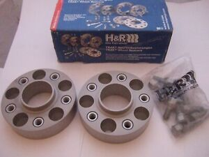 H&R 2x35mm 5x110 wheel spacers for Opel/Vauxhall Astra Corsa Omega Vectra Signum