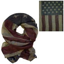 Halstuch USA Flagge Schal Tuch alt stars and stripes Amerika