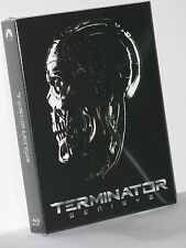 TERMINATOR Genisys 3D+2D FullSlip STEELBOOK Lenticular LE1000 Filmarena NEU