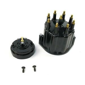 PerTronix D600710 Flame-Thrower Distributor Cap & Rotor Kit, Black