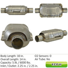 Universal Catalytic Converter 83165 Eastern Manufacturing (EMI)