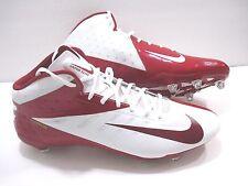 Nike Men's Vapor Talon Elite Pro Mid 3/4 D Football Cleats Size 16