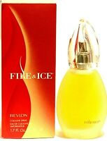Fire and Ice by Revlon Perfume for Women 1.7 oz EDC Spray New in Box