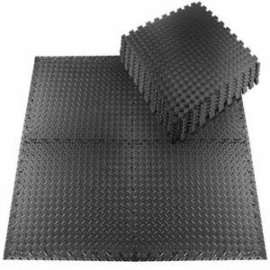 20x Tapis Mousse de Sol Matelas Puzzle pour Yoga,Gym Fitness Antidérapant 31X31