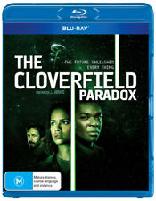 The Cloverfield Paradox  - BLU-RAY - NEW Region B