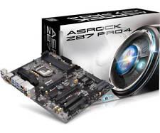 Brand New Asrock Z87M Pro4 Socket 1150 4DDR3 MATX Motherboard