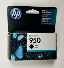 *NEW* HP 950 ink cartridge Black. Exp. MAY 2017 Free Shipping