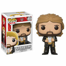 "WWE MILLION Dólar Man Ted Dibiase 3.75"" Pop Vinyl Figura Funko 41"