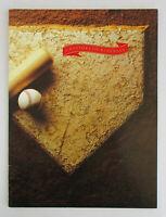 Rare A HISTORY OF BASEBALL Memorabilia Photography Book Vintage Cards Equipment