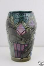 Sally Tuffin for Dennis Chinaworks Gothic Halloween Vase Ltd Add 31/100 Signed