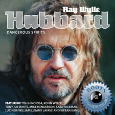 Ray Wylie Hubbard : Dangerous Spirits CD (2014) ***NEW***