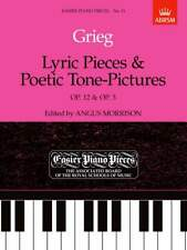 ABRSM EPP No 11 Lyric Pieces & Poetic Tone-Pictures by Grieg **10% Discount**