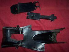 83 kawasaki kx kdx 80 rear fender inner link shock cover tank strap