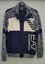 Emporio Armani EA7 Uomo Cardigan Medio