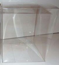 """200 X BOX VETRINE IN VINILE S 4/"""" Pellicole Protettive per FIGURE POP FUNKO"""