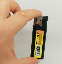 16GB 1080P Full HD Lighter spy hidden micro Pinhole Tiny camera recorder DVR cam