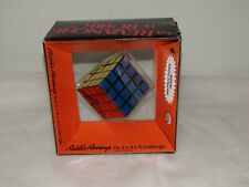 Vintage Rubik's Revenge The 4x4x4 Challenge Cube Puzzle 1982 Ideal Toy
