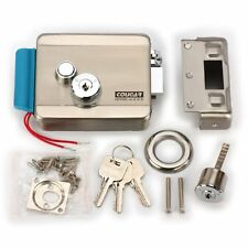 Electric Electronic Door Lock For Doorbell Intercom Access Entry Security System