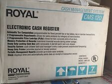royal electronic cash register CMS 120 Cash Management System