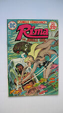 Rima, the Jungle Girl #5 (DC 1/75) FN Joe Kubert-a. Eye Appeal!
