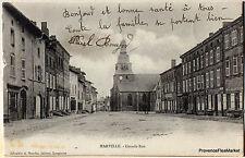 CPA POSTCARD MARVILLE LA GRANDE RUE   lae916