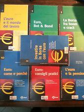 Sole 24 Ore 10 Libri Dedicati All'euro V.Schiavetti La Borsa fra Boom e Crack n3