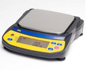"A&D EJ-4100 Precision Compact Lab Balance,4100g X0.1g Jewelry Scale,Pan 4.3"",New"