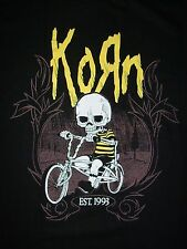 FREE SAME DAY SHIPPING NEW CLASSIC KORN KID SKULL ESTABLISHED 1993 SHIRT SMALL