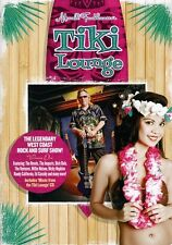 Merrell Fankhauser: Tiki Lounge, Vol. 1 (2012, DVD NEUF)2 DISC SET