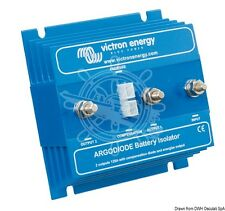 VICTRON 120-2 AC Argodiode Battery Combiner 120A / 2 Batteries