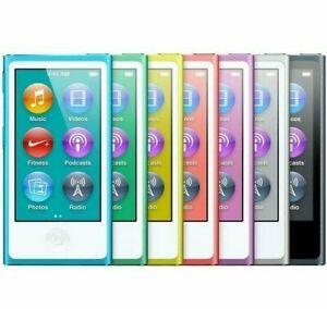 Apple iPod Nano 7th Generation 16gb RED
