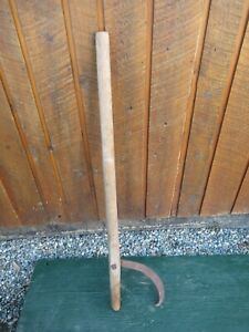 "VINTAGE Cant Hook 42"" Log Roller Peavey Lumber Jack Mill VERY OLD!!"