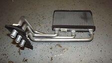 04 10 BMW 525i 530i 525xi 530xi 545i 550i water heater core radiator w pipes OEM