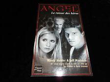 Angel 13 : Le retour des héros Editions Fleuve Noir 2002