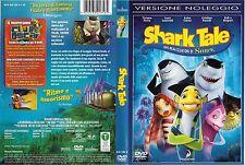 SHARK TALE (2004) dvd ex noleggio