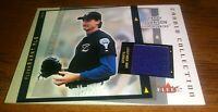 2003 Fleer Candid Collection Randy Johnson Jersey /150 Diamondbacks Baseball HOF