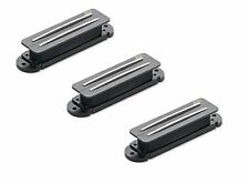 JBE (Barden) JAG-Style Pickups for Jaguar & Fender Bass VI Models SET of 3 BLACK